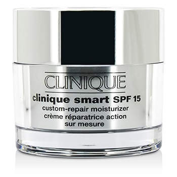 Clinique Smart Custom-Repair Moisturizer SPF 15 (Combination Oily To Oily)
