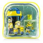 Air Val International Minions Coffret: EDT Spray 50ml/1.7oz + Water Bottle + Backpack