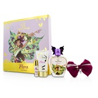 Winx Fairy Couture Flora Chic Essence Coffret: EDT Spray 100ml/3.4oz + Body Lotion 75ml/2.55oz + Rollerball 5ml/0.17oz + Hair Clip