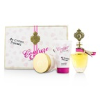 Juicy Couture Couture Couture Coffret: EDP Spray 100ml/3.4oz + Body Creme 100ml/3.4oz + Shower Gel 125ml/4.2oz