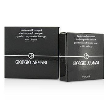 Giorgio Armani Luminous Silk Powder Compact (Case+Refill) - # 5.5
