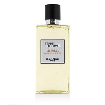 Hermes Terre D'Hermes Hair & Body Shower Gel