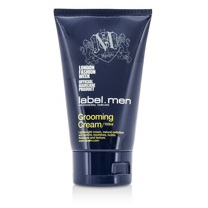 Man Cave Hair Cream Review : Label m men s grooming cream lightweight natural