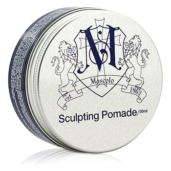 Label.M Men's Sculpting Pomade (Classic, Groomed Styles, High Shine and Firm Hold)