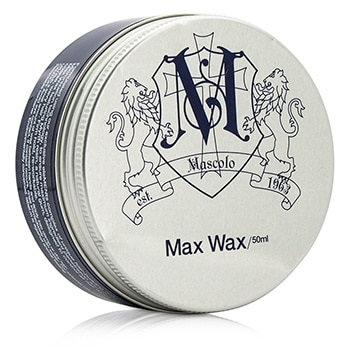 Label.M Men's Max Wax (Definition and Control, All Day Strong Hold with Shine)