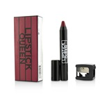 Lipstick Queen Chinatown Glossy Pencil With Pencil Sharpener - # Thriller (Sheer Scarlet Red)