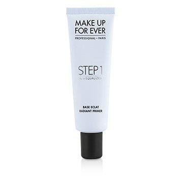 Make Up For Ever Step 1 Skin Equalizer - #7 Radiant Primer (Blue)