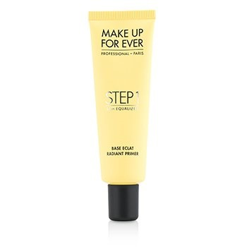 Make Up For Ever Step 1 Skin Equalizer - #9 Radiant Primer (Yellow)