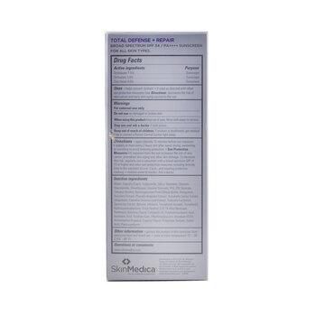 Skin Medica Total Defense + Repair SPF 34