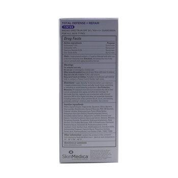 Skin Medica Total Defense + Repair SPF 34 - Tinted