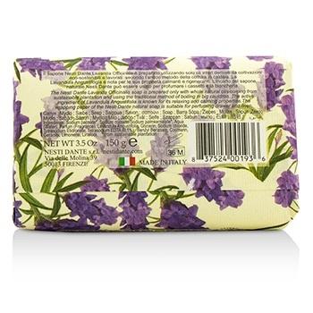 Nesti Dante Lavanda Natural Soap - Officinale - Regenerating