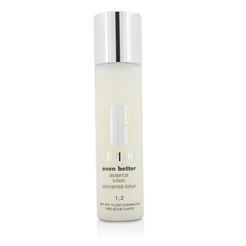 Clinique Even Better Essence Lotion (Very Dry to Dry Combination)