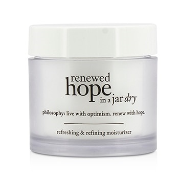 Philosophy Renewed Hope In A Jar Refreshing & Refining Moisturizer For Dry Skin