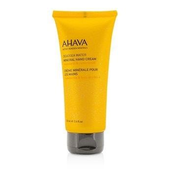 Ahava Deadsea Water Mineral Hand Cream - Mandarin & Cedarwood
