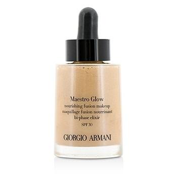 Giorgio Armani Maestro Glow Nourishing Fusion Makeup SPF 30 - #6.25