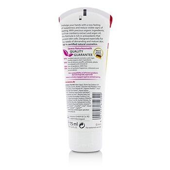 Lavera Organic Cranberry & Argan Oil Anti-Ageing Hand Cream