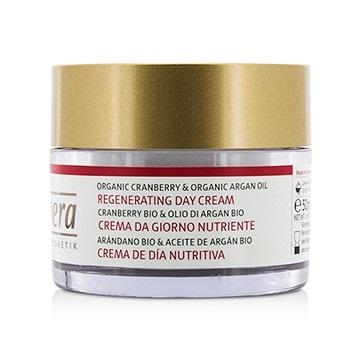 Lavera Organic Cranberry & Argan Oil Regenerating Day Cream