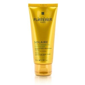 Rene Furterer Solaire Intense Nourishing Repair Mask with Jojoba Wax (For Damaged Hair)