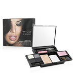 Maybelline Makeup Kit (4x Shadows, 1x Highlighter, 1x Blush, 1x Eye Liner, 1x Lip Color) - Up In Smoke