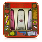 Crabtree & Evelyn Modern Floral Hand Therapy Tin Set