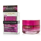 L'Oreal Youth Code Texture Perfector Day/Night Cream - For All Skin Types (Box Slightly Damaged)