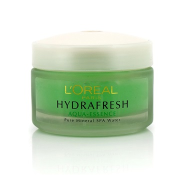 L'Oreal Dermo-Expertise Hydrafresh All Day Hydration Aqua Gel - For All Skin Types (Unboxed)