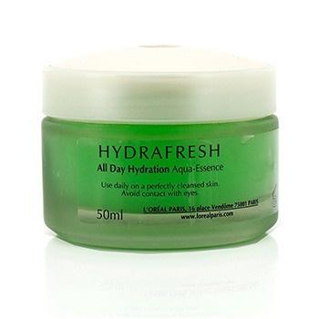 L'Oreal Dermo-Expertise Hydrafresh All Day Hydration Aqua Gel - For All Skin Types (Unboxed)