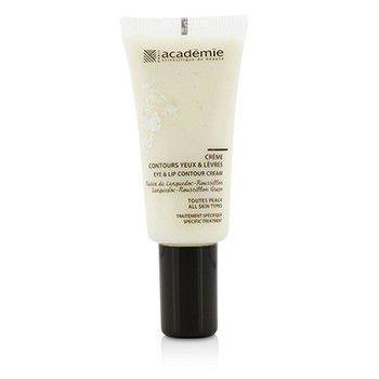 Academie Aromatherapie Eye & Lip Contour Cream - For All Skin Types