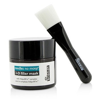 Dr. Brandt Needles No More 3-D Filler Mask