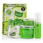 Peter Thomas Roth Cucumber Detox Kit: Gel Mask 150ml/5oz + Foaming Cleanser 30ml/1oz + Hydrating Gel 15ml/1oz + Eye-Cu