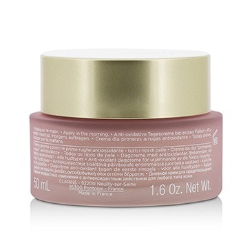 Clarins Multi-Active Day Targets Fine Lines Antioxidant Day Cream - For All Skin Types