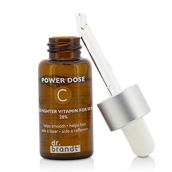 Dr. Brandt Power Dose Vitamin C Age Fighter Vitamin For Skin