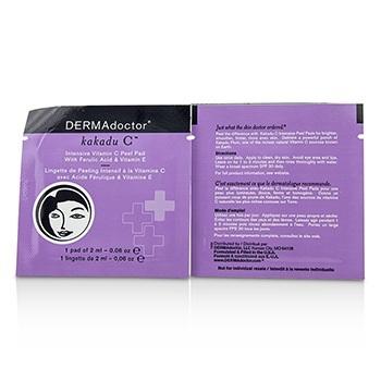 DERMAdoctor Kakadu C Intensive Vitamin C Peel Pads