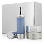 La Prairie Cellular Perfection Companions Set: Anti Aging Stress Cream 50ml/1.7oz + Cellular Hydrating Serum 30ml/1oz