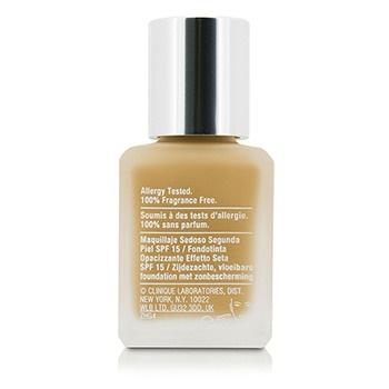 Clinique Superbalanced Silk Makeup SPF 15 - # 15 Silk Nutmeg (M-N)