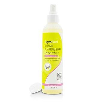 DevaCurl No-Comb Detangling Spray (Lightweight Curl Tamer - Refresh & Extend)