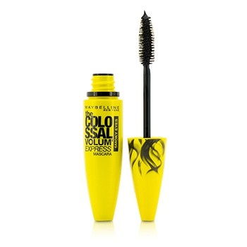 Maybelline Volum' Express The Colossal Smoky Eyes Mascara - Smoky Black