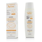 Avene Mineral Light Hydrating Sunscreen Lotion SPF 50 For Face & Body - For Sensitive Skin