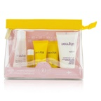 Decleor Soothing Starter Kit:Micellar Water 50ml+Serum 5ml+Harmonie Calm Milky Cream 15ml+Gel-Cream Mask 15ml+Body Milk 50ml+Bag