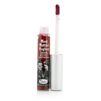 TheBalm Meet Matte Hughes Long Lasting Liquid Lipstick - Loyal