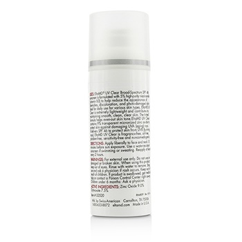 EltaMD UV Clear Facial Sunscreen SPF 46 - For Skin Types Prone To Acne, Rosacea & Hyperpigmentation - Tinted