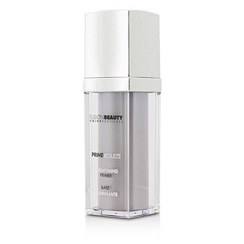 Fusion Beauty Prime Results Brightening Primer
