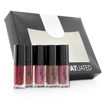 Fusion Beauty Totally Infatuated Set (5x Mini LipFusion Infatuation Lipgloss)