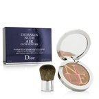 Christian Dior Diorskin Nude Air Healthy Glow Radiance Powder (With Kabuki Brush) - # 004 Warm Light