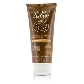 Avene Moisturizing Self-Tanning Silky Gel For Face & Body - For Sensitive Skin