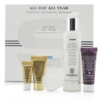 Sisley Anti-Aging Program: All Day All Year 50ml + Black Rose Cream Mask 10ml + Supremya Night Cream 5ml + Supremya Eye Serum 1ml