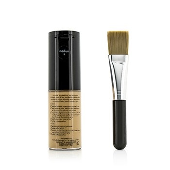 Stila Stay All Day Foundation, Concealer & Brush Kit - # 9 Medium (Box Slightly Damaged)