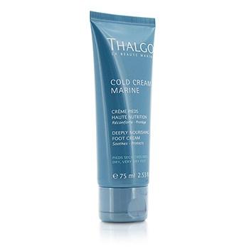 Thalgo Cold Cream Marine Deeply Nourishing Foot Cream - For Dry, Very Dry Feet