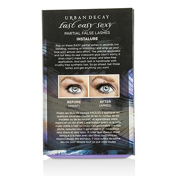 Urban Decay Fast Easy Sexy Partial False Lashes - Instalure