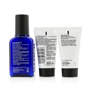 Aramis Lab Series Rescue Squad Set: Multi-Action Face Wash 30ml + Repair Serum 50ml + Lotion 30ml